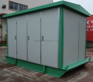 High Voltage Prefabricated Skid Substation pictures & photos