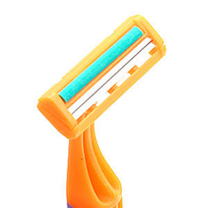 Stainless Steel Triple Blade Shaving Lady Razor pictures & photos
