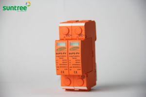 500V 1000V DC Surge Protector/Surge Arrester Device 20ka-40ka pictures & photos