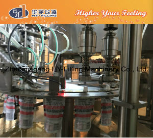 Stand-up Pouch Juice Filling and Capping Machine pictures & photos