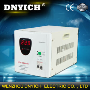 Relay Type Input 115 to 260V 3000va Voltage Stabilizer AVR Automatic Voltage Regulator pictures & photos