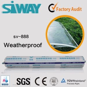 280ml Waterproof Sealing Compound Silicone Adhesive Curtain Wall Sealant with High Quality pictures & photos