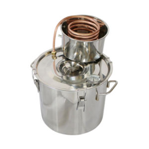 8L/2gal Ethanol Distiller Home Use Brew Kit Alcohol Making Equipment pictures & photos