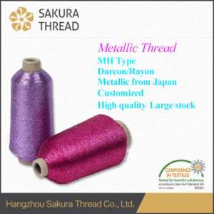 Eco-Friendly Metallic Thread for Women Underware pictures & photos