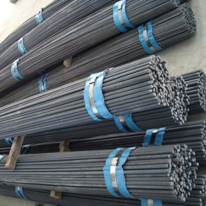 Steel Rebar Hot Rolling Alloy Steel Bar Deformed Steel Bar pictures & photos