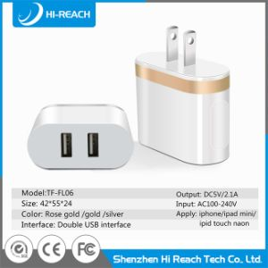 Portable Universal Travel USB Charger for Mobile Phone pictures & photos