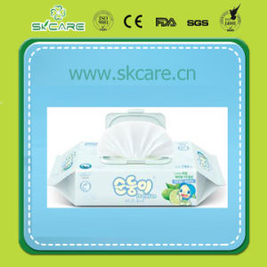 Non Alcohol Ultra Compact Baby Wipe with Cheap Factory Price pictures & photos