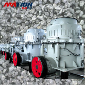 Hydraulic Cone Crusher with High Capacity, Low Wear Cost pictures & photos