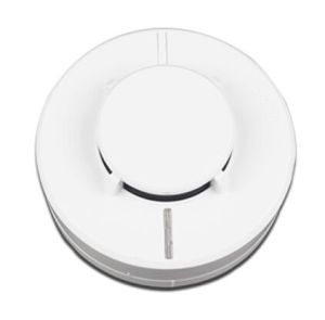 Wired Smoke Detector / Fire Alarm with Wholesale Price for Security pictures & photos