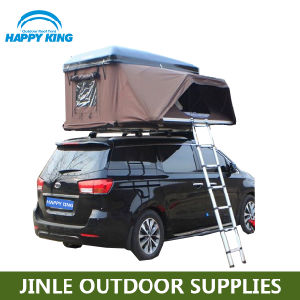 2017 SUV Hard Top Single Layer High Quality New Style Fiberglass Car Roof Top Tent pictures & photos