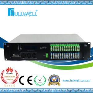 Pon Wdm CATV EDFA Optical Fiber Solution Fwap-1550h-64X19 pictures & photos