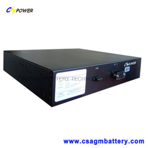 Long Life Lithium Iron Phosphate Battery 12V100ah (LiFePO4 Battery) pictures & photos