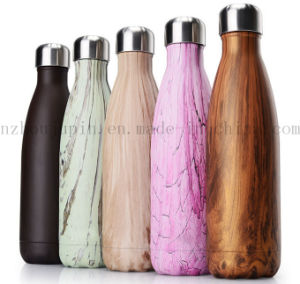 OEM Logo Stainless Steel Thermos Vacuum Flask Sport Swell Bottle pictures & photos