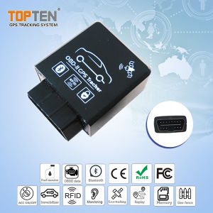 2g & 3G Plug in OBD GPS Car Tracker with RFID & Bluetooth Scanner Tk228-Er pictures & photos
