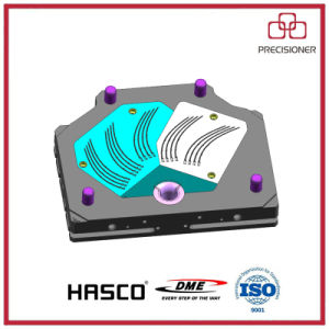 High Pressure Die Casting Tooling with 20 Cavities pictures & photos