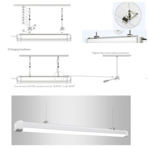 IP65 T8 30W 2FT 600mm LED Tube Light LED Tri-Proof Lighting pictures & photos