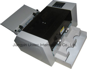 Factory Price A4 Semi- Automatic Business Card Slitter Cutting Machine Ssa-001 (A4) pictures & photos
