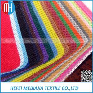 All Colors 100% PP Spunbond Non Woven Fabric Manufacturer pictures & photos