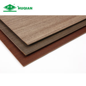 E2 Grade12mm Melamine Faced Laminated MDF Board Manufacturer pictures & photos