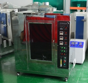Lx-5104 Precise Needle Flame Testing Instrument for Electrical and Electronics pictures & photos