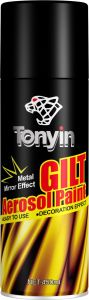 Gilt Aerosol Spray Paint with More Than 20 Colors Car Care pictures & photos