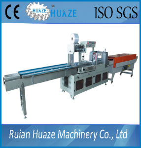 Automatic Shrink Packaging Machine, Automatic Wonton Skin Packaging Machine pictures & photos