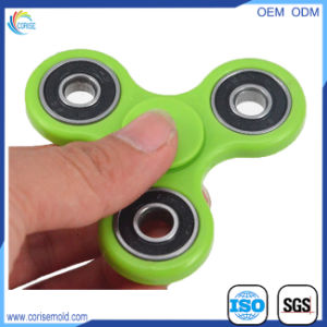 New Anxiety Stress Relief Focus Toys Plastic Fidget Hand Spinner pictures & photos