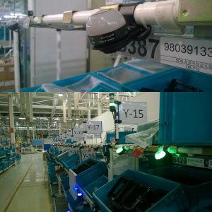 Banner 50mm PLC Illuminated Indicator Light, Sensor Button pictures & photos