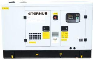 Universical Type Outdoor 30kw Silent Diesel Generator Bm30s pictures & photos