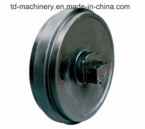 Excavator Front Idler Assembly Undercarriage Parts for PC300 pictures & photos