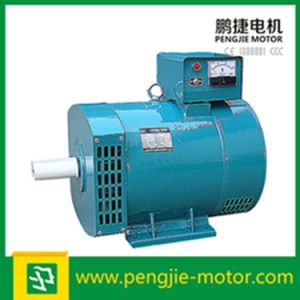 10kw St Stc AC Brush Single Phase and Three Phase Alternator 220V 50Hz