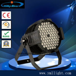 84PCS 3W RGBW LED PAR Light Indoor LED Stage Light pictures & photos