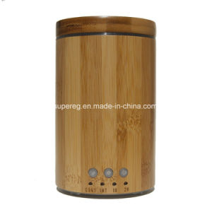 Real Bamboo Ultrasonic Oil Diffuser pictures & photos