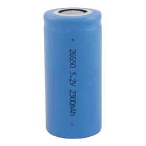 Wholesale OEM Lithium Ion Battery 18650-2200mAh-3.2V pictures & photos