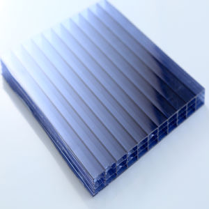 Polycarbonate Multiwall Sheet Hollow PC Sheet pictures & photos