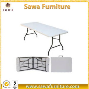 Outdoor Folding Rectangle Picnic Table Sale pictures & photos