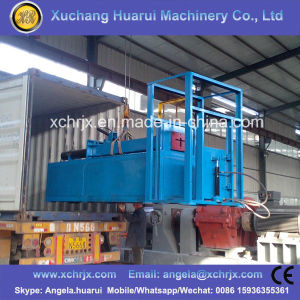 New Product Double Hook Tire Wire Drawing Machine Big Capacity 60-80tires Per Hour pictures & photos