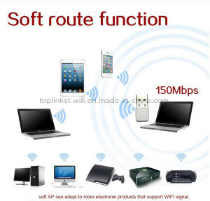 Low Price Good Signal USB Wireless WiFi Dongle Support Soft Ap Mode Free Sharing Internet pictures & photos