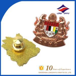 Custom Bronze Military Lapel Pin Decoration Pin Metal Button Pin pictures & photos