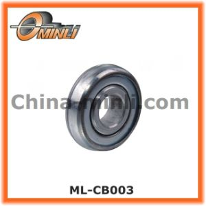 Single-Roller Stamping Thrust Ball Bearing Pulley, Sliding Ball Bearing (ML-CB003) pictures & photos