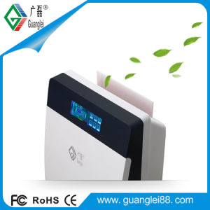 Floorstyle Touch Screen Control Mutifunction UV Air Purifier (GL-8138) pictures & photos