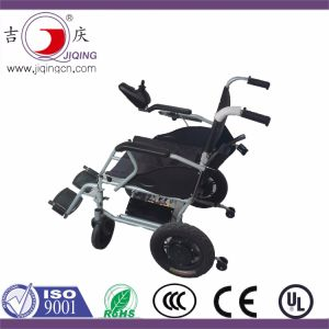 2017 New Product Electric Wheelchair with 24V200W*2 Brushless Motor pictures & photos