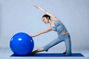 Yoga Ball Wholesale Gym Ball Chair pictures & photos