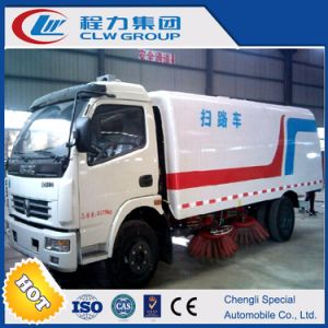 Small Road Street Sweeper Machine Truck for Sale pictures & photos