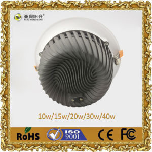 LED Downlight Supplier 20W COB Downlights pictures & photos