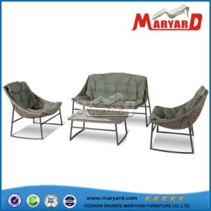 Aluminum Frame Weaving Belt Outdoor Patio Furniture pictures & photos