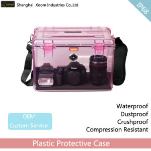 IP67 High Capacity Gadget Case Profession Waterproof Camera Case pictures & photos