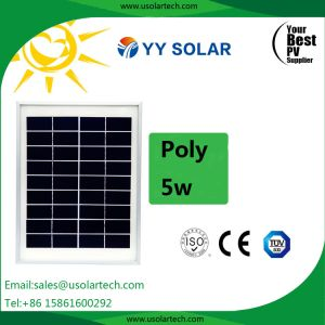 5W-100W High Transmission Rate Solar Panel with Cheap Price pictures & photos