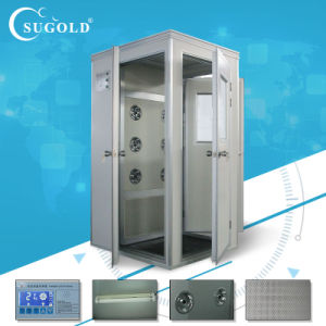 Sugold Stainless Steel Side Air Shower Clean Room (FLB-1B) pictures & photos
