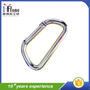 Silver Carabiner Style Key Chain pictures & photos
